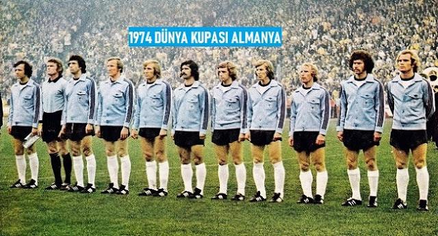 Dünya Kupası'nın Geçmişten Günümüze Kadar Olan Tarihçesi 1974 Almanya - Kurgu Gücü