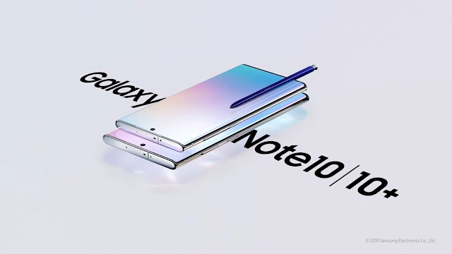 samsung galaxy note 10 plus cellphone specifications