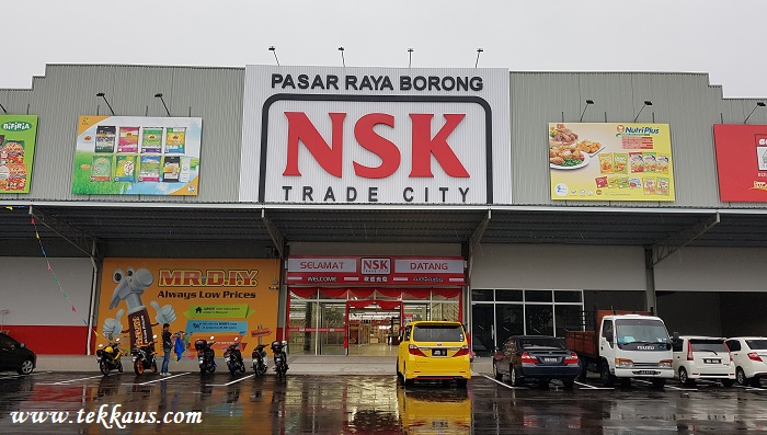 NSK Trade City Cheng Melaka Opening Promotion