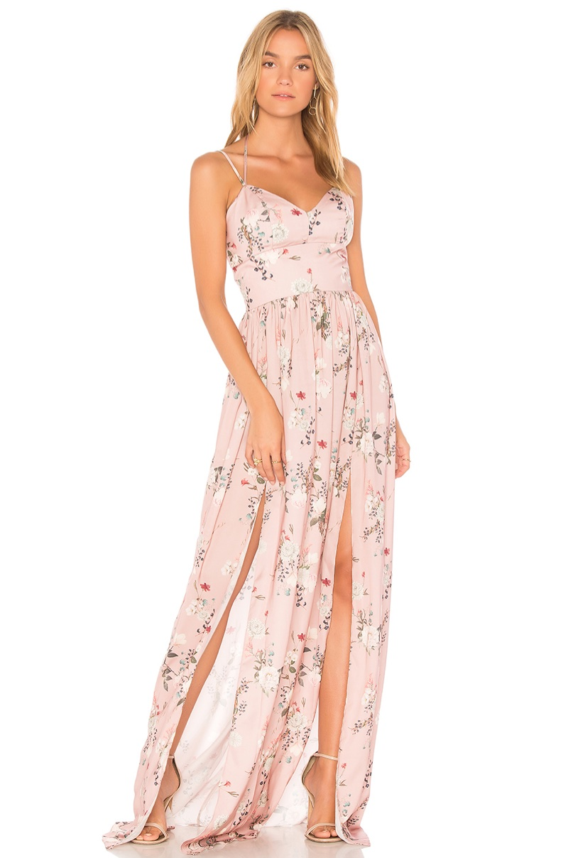 Amanda Uprichard 'Rio' Maxi Dress
