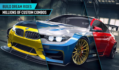 Need For Speed™ No Limits V2.3.6 APK Untuk Semua GPU (Gratis Download)