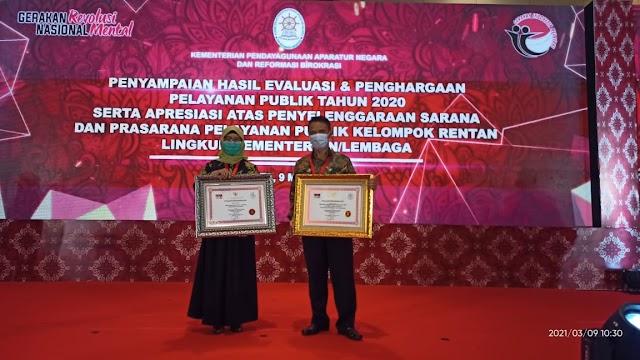 Dua Alumnus Fapet Unsoed Dapat Penghargaan Nasional