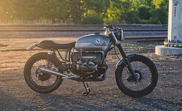 BMW R Nine T/6 By Analog Motorcycles Hell Kustom
