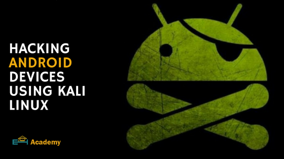 Learn ethical hacking with kali linux android