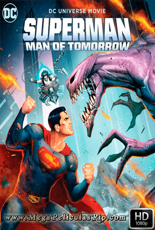 Superman Man Of Tomorrow 1080p Latino