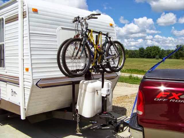 RVupgrades Blog: Choosing the right Bike Carrier for your RV