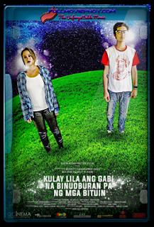 Kulay lila ang gabi na binudburan pa ng mga bituin (2017)