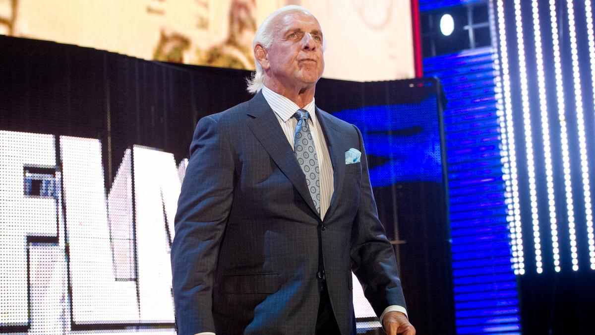 Possível motivo para a saída de Ric Flair da WWE