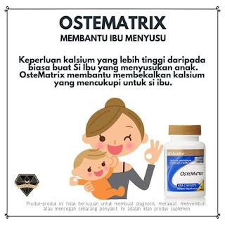 Promosi Shaklee 2019, Ostematrix, sumber kalsium, kepentingan kalsium, osteoporosis, tekanan darah tinggi, insomnia, cramp kaki, sembelit, bayi lahir tak cukup bulan, bayi pramatang,