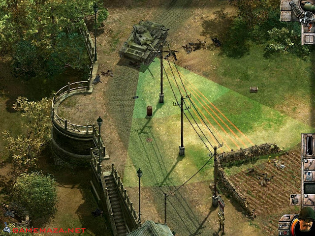 Commandos-2-Men-of-Courage-Game-Free-Download