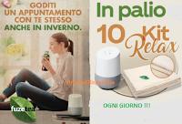 """Concorso """"Goditi il Relax con Fuzetea"""" : in palio 300 Kit con Google Home Assistant e coperta Fuzetea"""