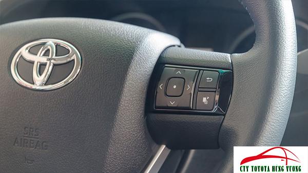 Giá xe, thông số kỹ thuật và đánh giá chi tiết bán tải Toyota Hilux 2018 nhập khẩu - ảnh 24
