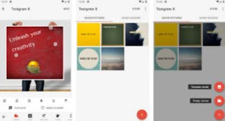 aplikasi membuat quotes di instagram -textgram