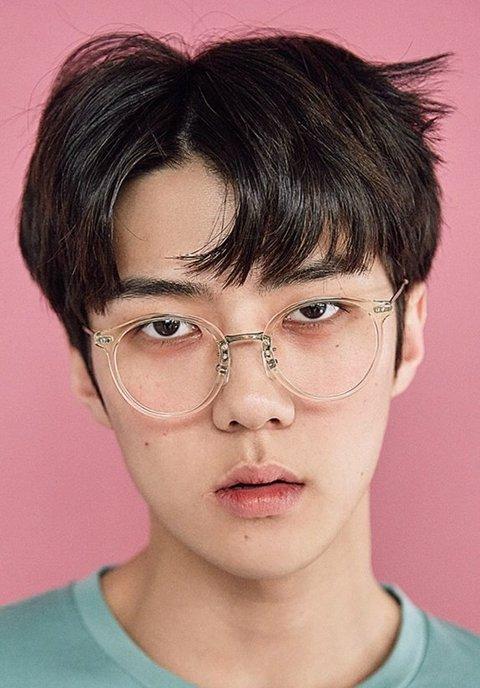 """[PANN]Sehun'un """"nerd"""" tarzı teaserlerının dönüşümü"""