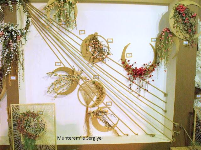 iğne oyasından çiçek modelleri