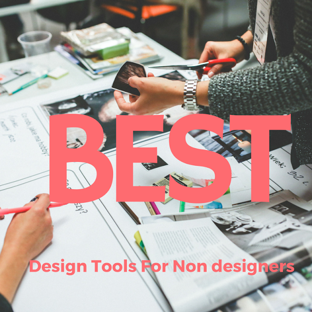 Design Tools For Non Designers Mumbai INDIA