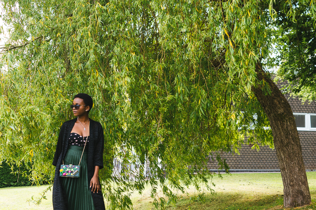 HOW TO STYLE A PLAYSUIT: An alternative way to wear your favourite romper or playsuit by Oroma Roxella Rukevwe || www.orrblog.net
