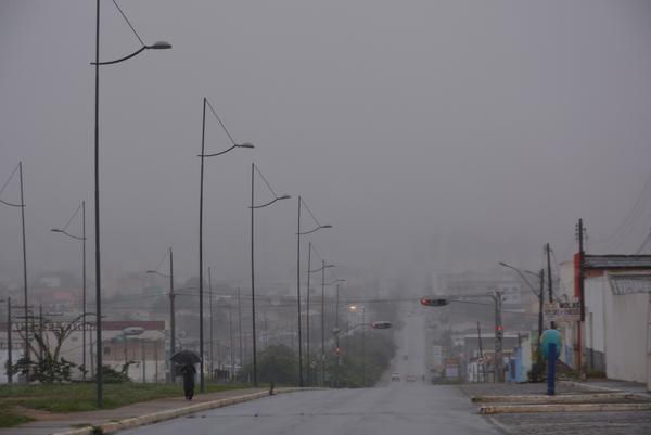 Sensação térmica em Vitória da Conquista deve chegar a 13ºC ainda essa semana