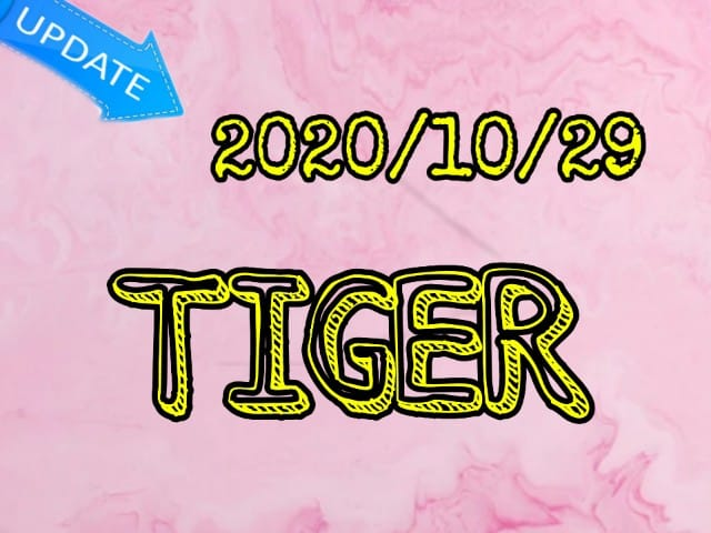 جديد تحديثات أجهزة تايغر TIGER بتاريخ 20201029