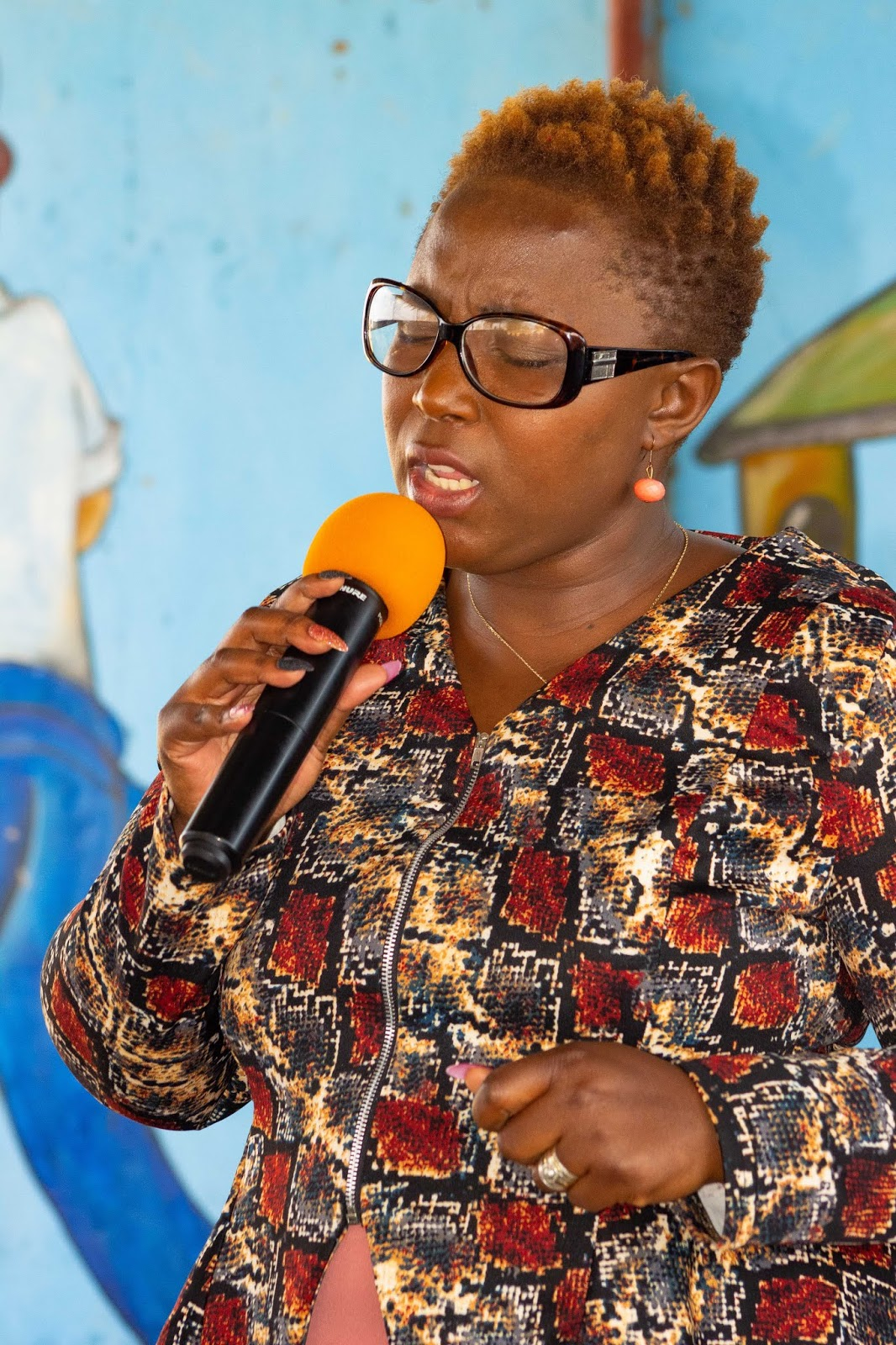 Prophetess Anna Tendai Sibiya