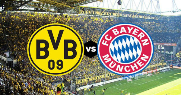 مشاهدة مباراة بايرن ميونخ ودورتموند بث مباشر 26-5-2020 الدوري الالماني