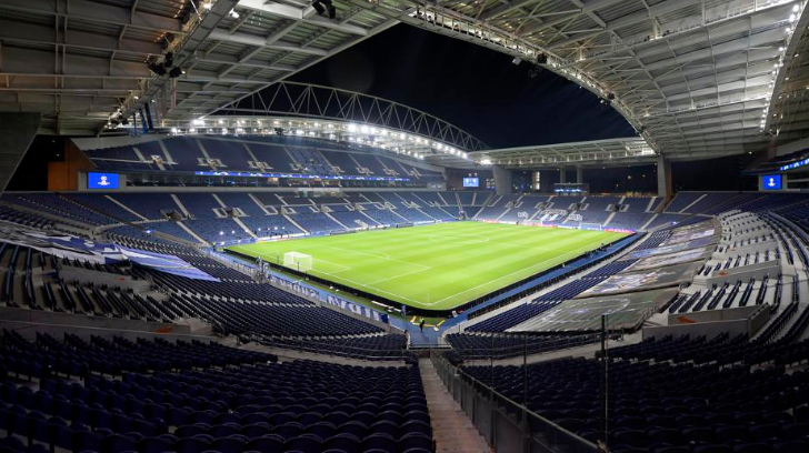 The All-English Champions League Final has Been Moved To Porto