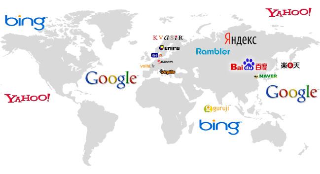 أشهر وأفضل 10 محركات بحث عالمياً