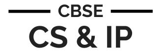 CBSE CS and IP