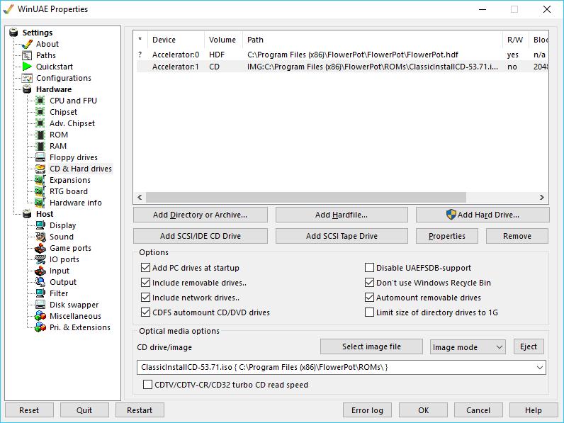 FlowerPot AmigaOS4   AmigaBlogs