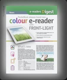 E-ink електронний підручник (кольоровий)