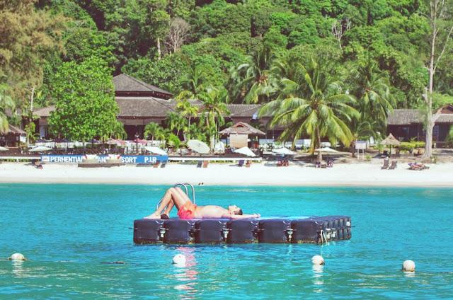 Perhentisn Island- Malaysia