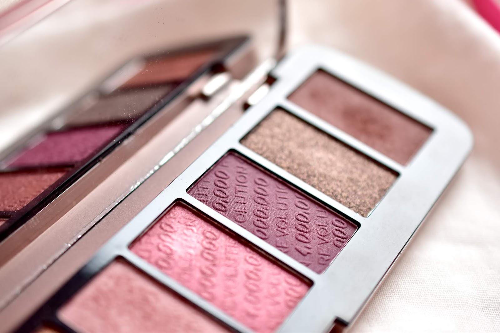 miliónová paletka makeup revolution