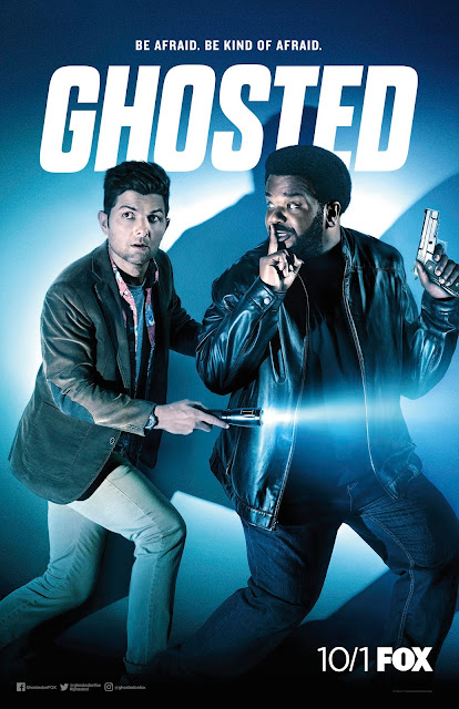 Ghosted (2017-) ταινιες online seires oipeirates greek subs