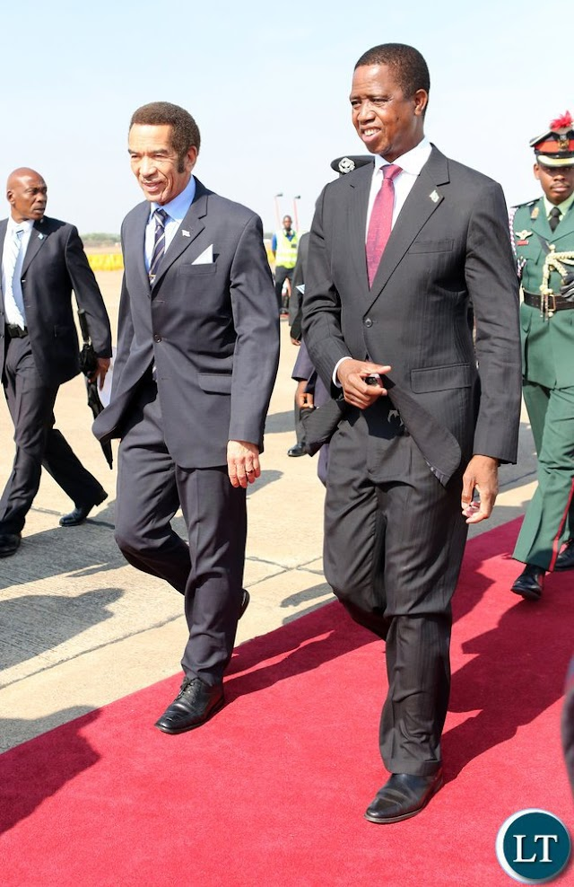 Zambia marks 53rd Independence