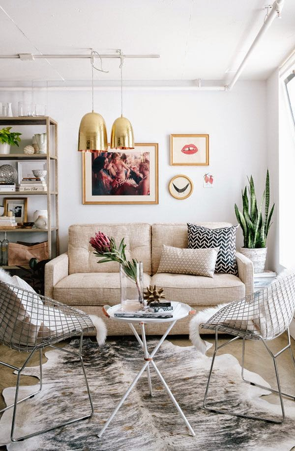 50+ Ideas Decoration of Modern Small Rooms With Pictures 19
