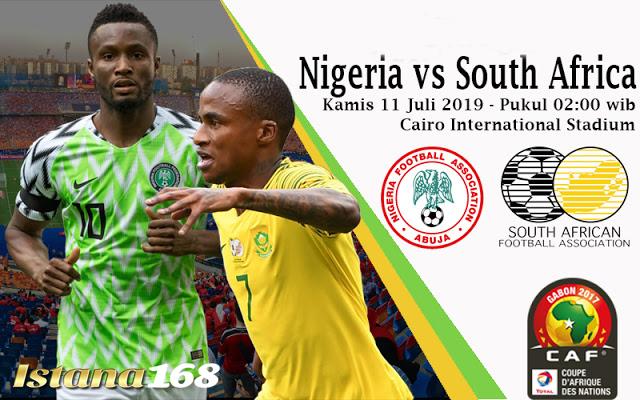 Prediksi Nigeria Vs South Africa 11 Juli 2019
