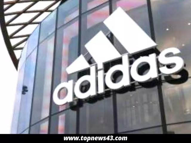 Adidas share
