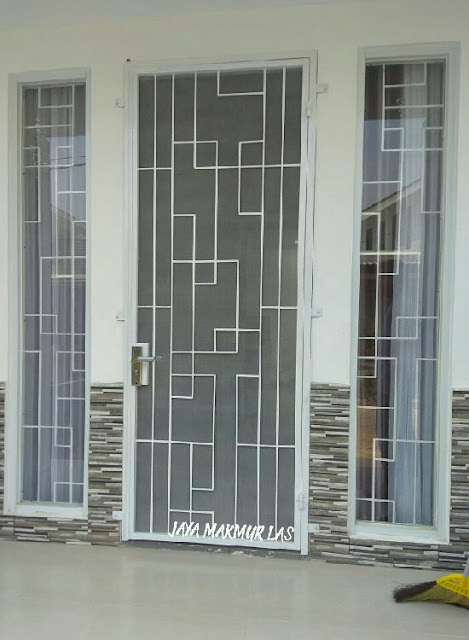 Pintu kawat nyamuk bogor
