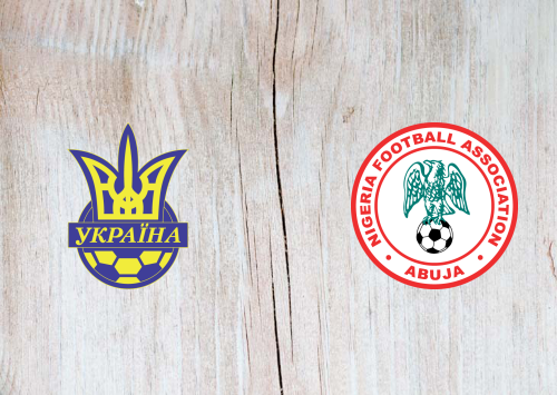 Ukraine vs Nigeria -Highlights 10 September 2019