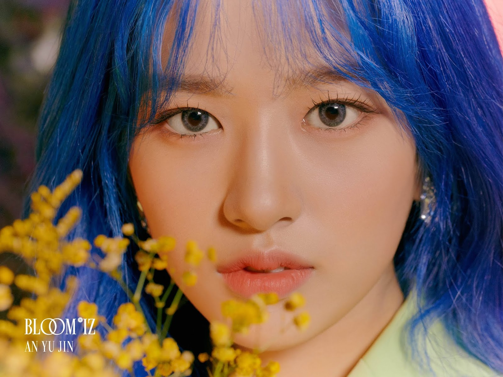 Yujin, Wonyoung and Nako IZ*ONE Looks Beautiful in the Latest Teaser 'BLOOM*IZ'