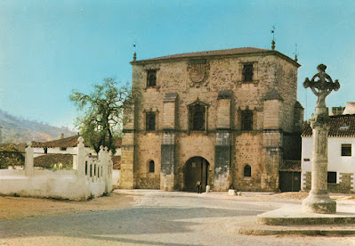 postal, Covarrubias, Archivo