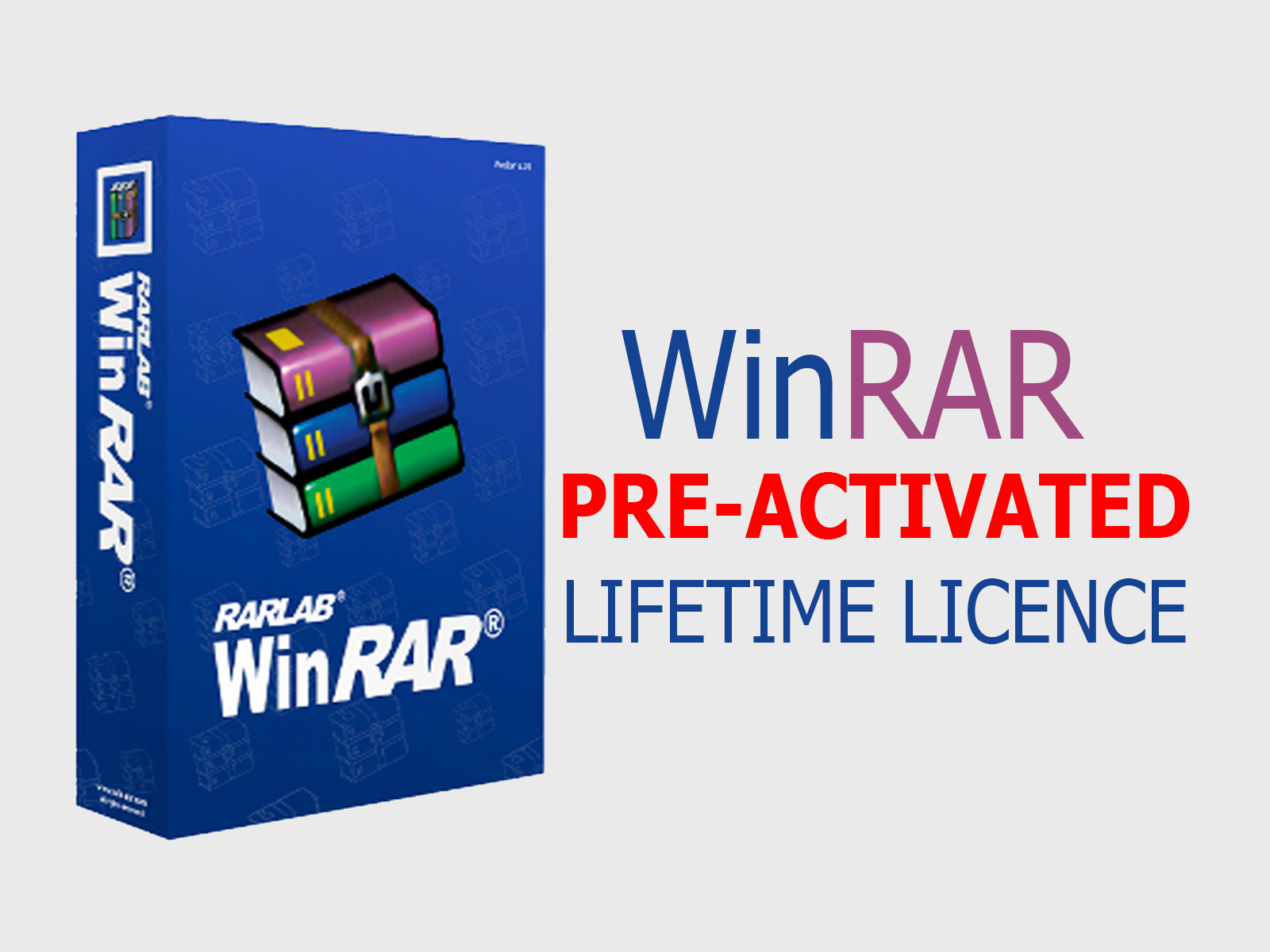 WinRAR v5.80 Pre-Activated Official Installer All Languages Free Download