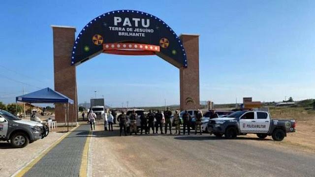 Prefeito decreta Lockdown em Patu por sete dias