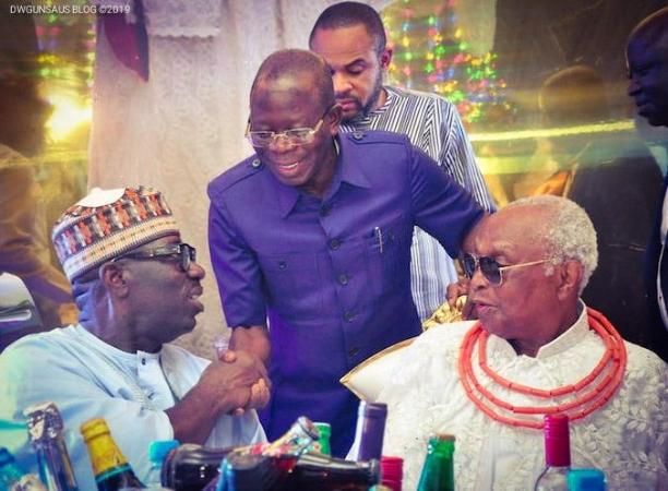 Oshiomhole to Obaseki: Name Those Asking You To Edo Money