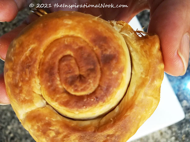 How to make apple roses or rosettes with puff pastry