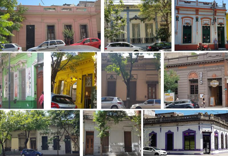 Fachada Casa chorizo