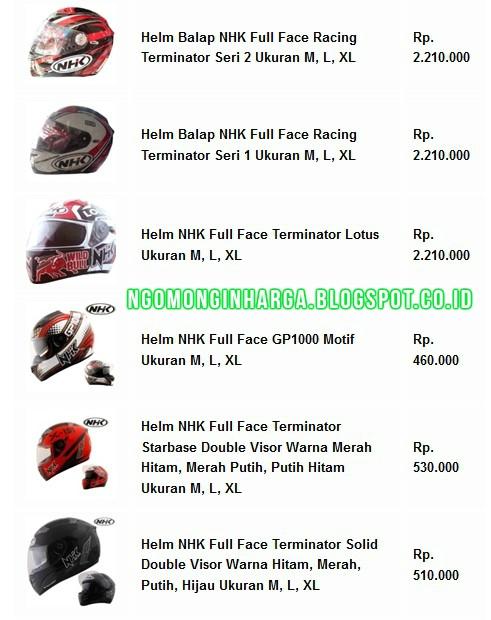 Helm NHK Full Face