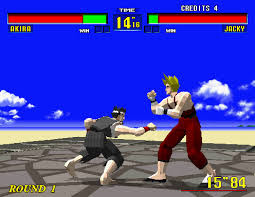 Virtua Fighter 1993 ARCADE