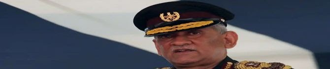 China Resorted To 'My Way Or No Way' Policies But India Stood Firm, Says CDS General Rawat