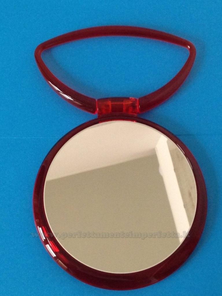 Perfettamente imperfetta specchio janeke 1830 con lente - Specchio con lente di ingrandimento ...